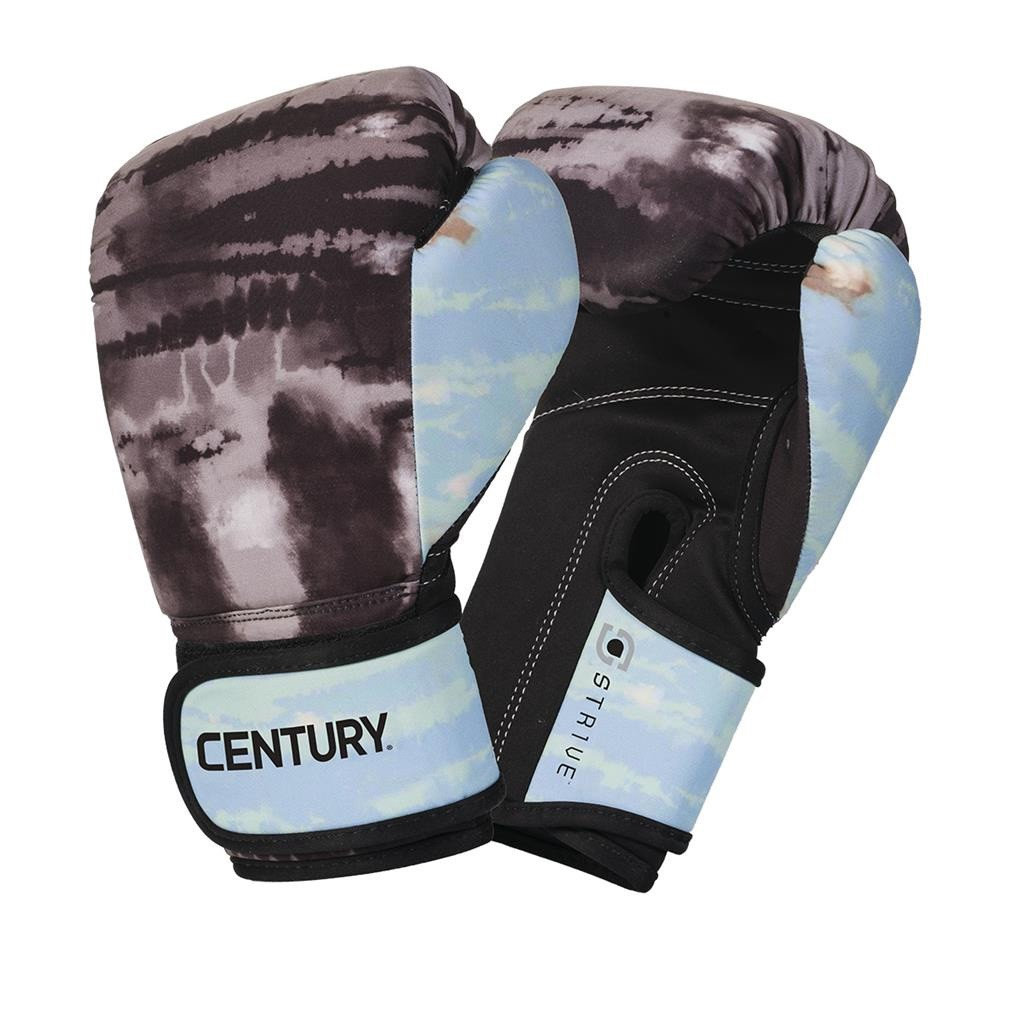 Century Strive Washable Boxing Glove - Tie Dye Black