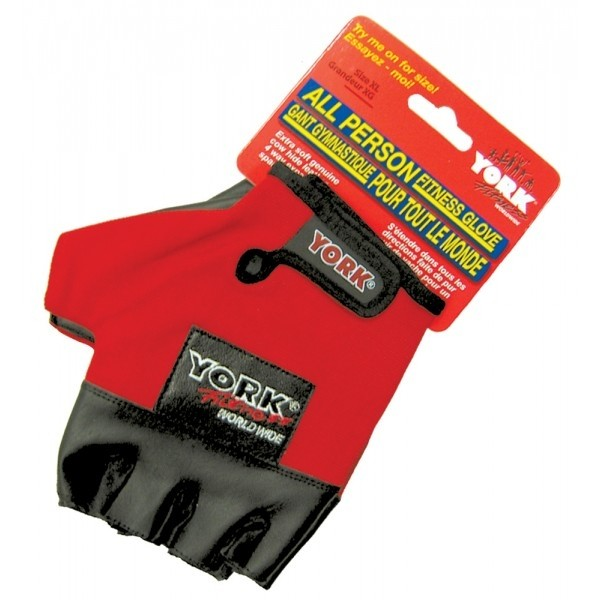 YORK All Person Fitness Glove Large