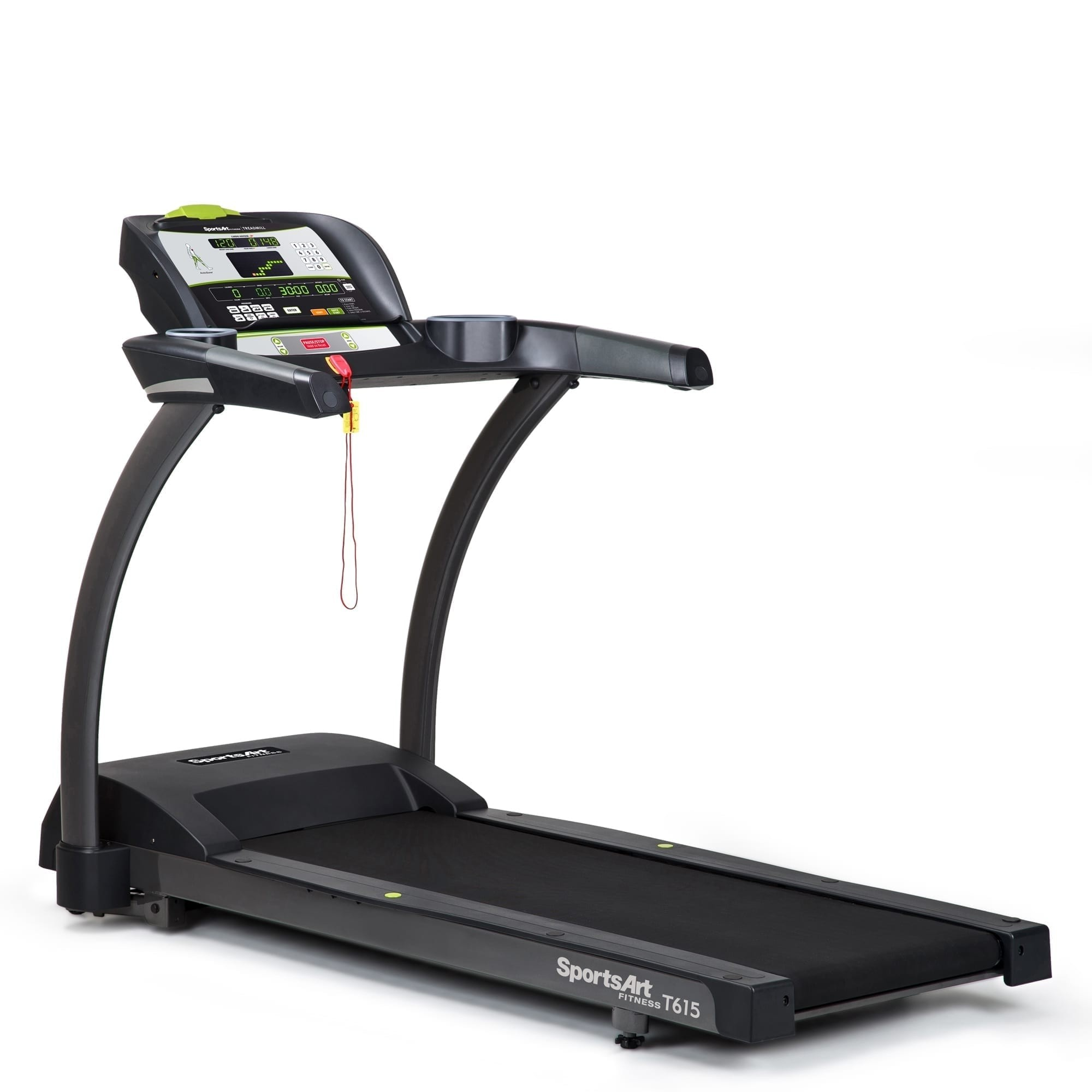 Sports Art T615 FOUNDATION TREADMILL WITH ECO-GLIDE