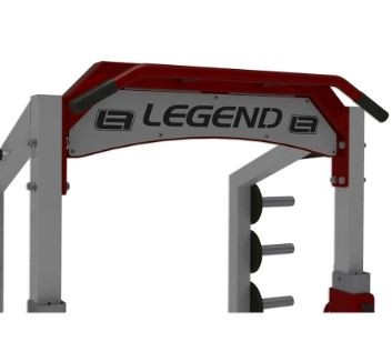 Custom Nameplate Multi-Grip Crossmember for Pro Series Cages