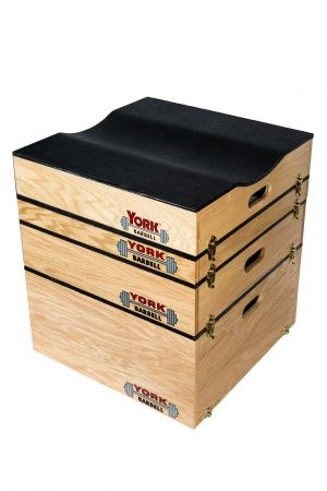 """Stackable Plyo/ Step-Up Box 24"""" x 24"""" x 12"""""""