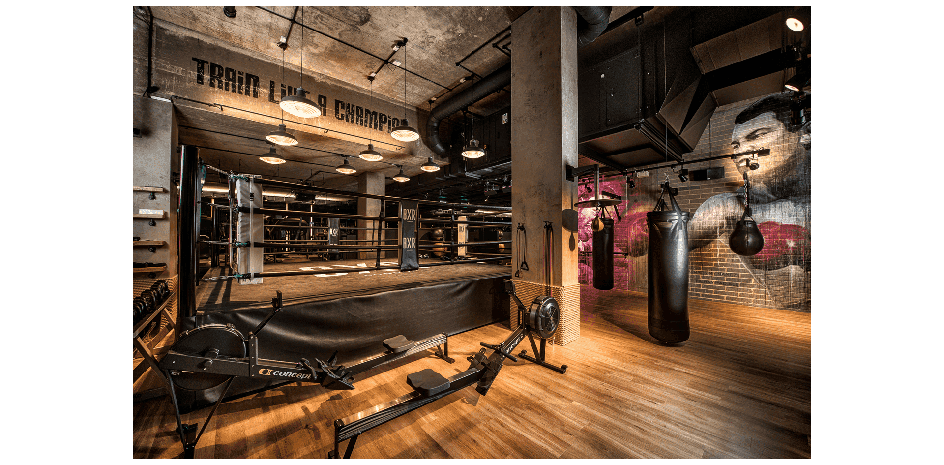 Gym Space Design