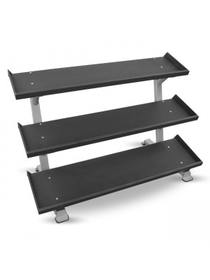 "Inflight 5007-3 69"" 3-Tier Dumbbell Rack"