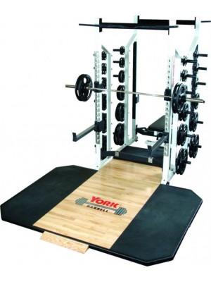 """YORK ST SO Inset for Double Half Rack (fits both sides) AND Triple Combo Rack (Half Rack Side) - 21.75"""""""