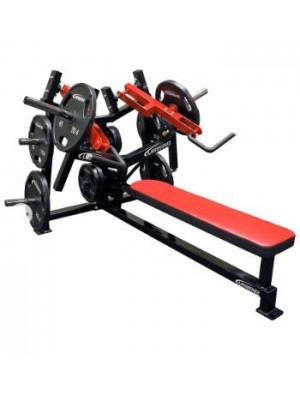 LeverEDGE Unilateral Converging Flat Chest Press
