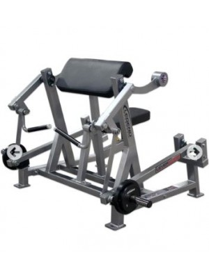 LeverEDGE Unilateral Seated Bicep Curl