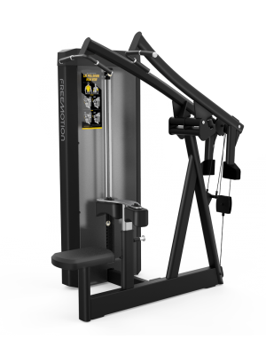 Free Motion New ES Epic Selectorized Lat Pulldown/High Row
