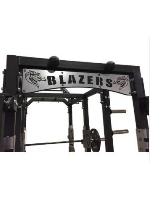 Legend Custom Nameplate Crossmember for Pro Series Cages