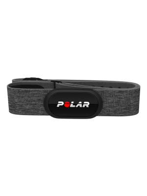 POLAR H10 HEART RATE SENSOR - GRAY