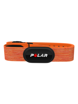 POLAR H10 HEART RATE SENSOR - ORANGE