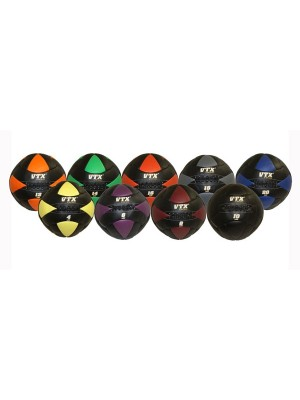 Prism Function Strength 10lb Leather Wall Ball
